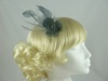  Flower Fascinator with Diamante